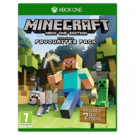 Minecraft + Favourites Pack